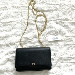 Crossbody Bag with Bow Detail